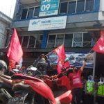 Detik detik WOM Finance Didemo Mantan Karyawan