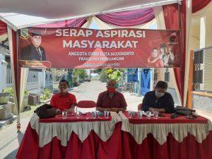 Ketua DPRD Kota Mojokerto, Jelaskan Definisi Reses Kepada Masyarakat