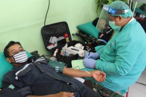 Stok Darah Menipis Capai 50 Persen PT. PRIA Gelar Donor Darah