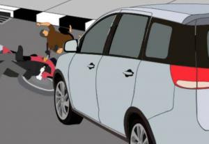 Kecelakaan Di Ngoro Libatkan Nmax Dengan Honda Mobilio Satu Nyawa Melayang