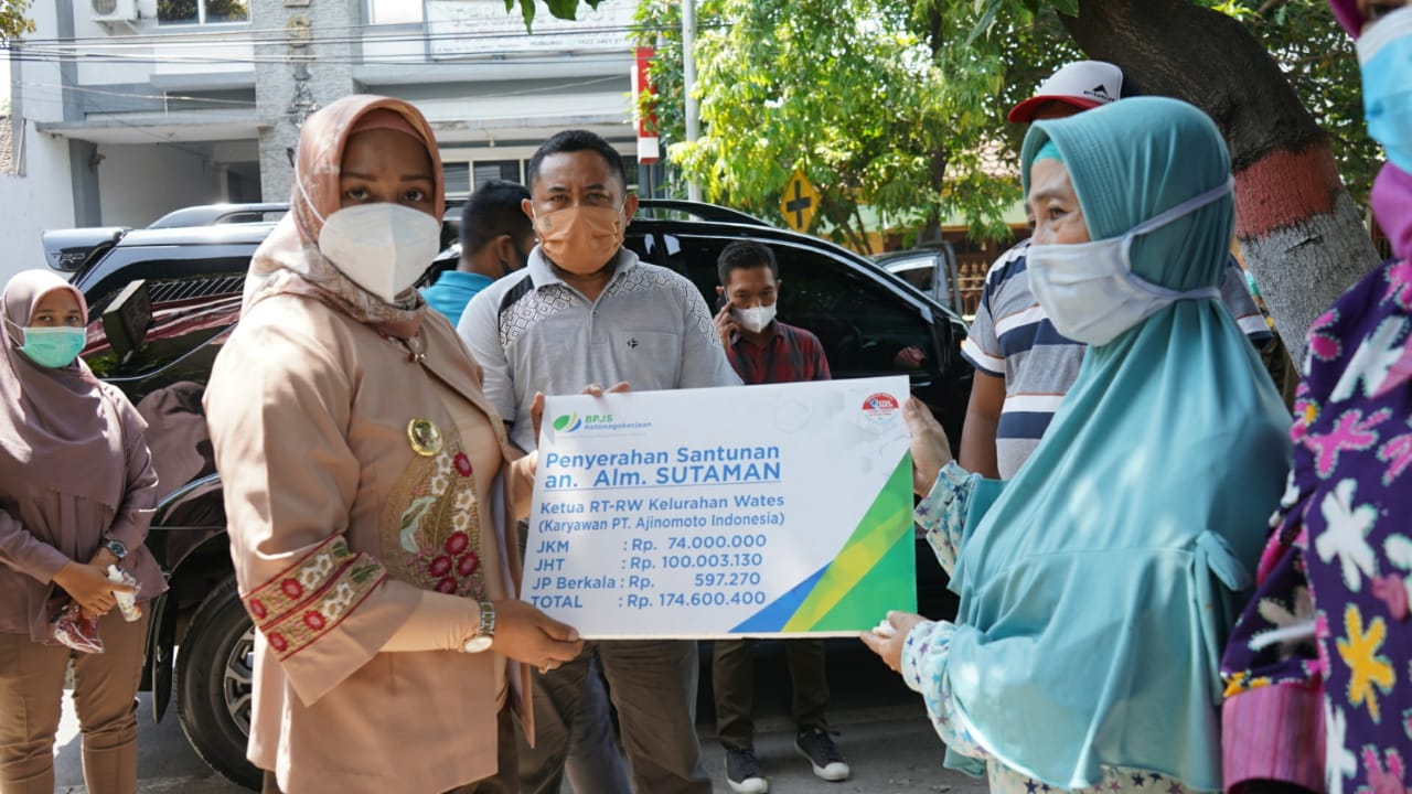 Pemandi Jenazah,JKK-JKM,Pemerintah Kota Mojokerto,berita MOJOKERTO