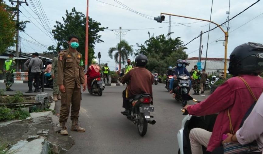 Polresta Mojokerto Jaring 51 Pelanggar Protokol Kesehatan COVID-19