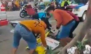 Alami Kecelakaan Tunggal Warga Sidoarjo Tewas Di Jalan Gajah Mada Mojosari