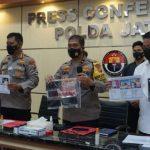Pemuda Asal Meri Mojokerto Jalankan Bisnis Lendir Akhirnya Diamankan