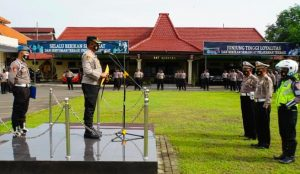 Polresta Mojokerto Siap Laksanakan PPKM Berbasis Mikro Dan Bentuk Posko Hingga Tingkat Kelurahan