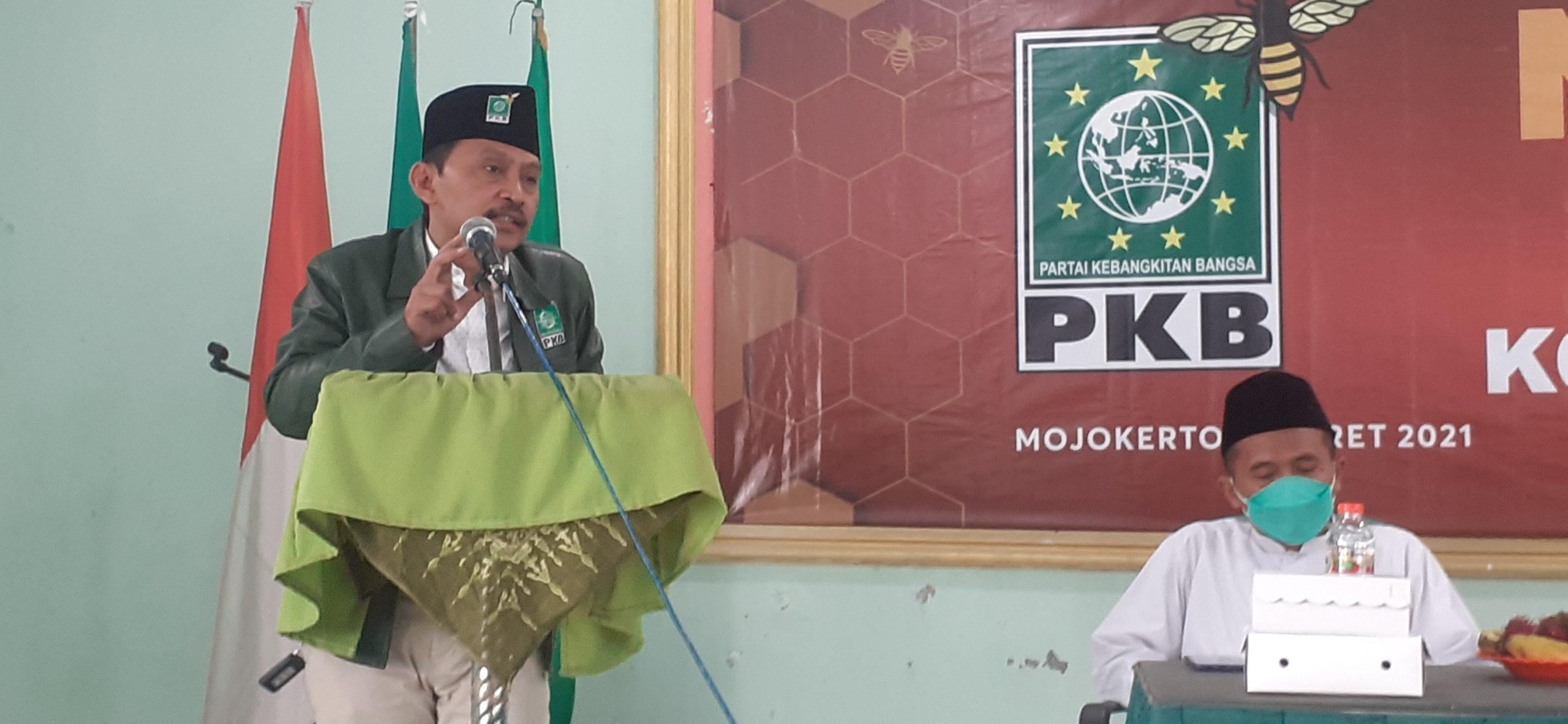 DPC PKB Kota Mojokerto, Muscab