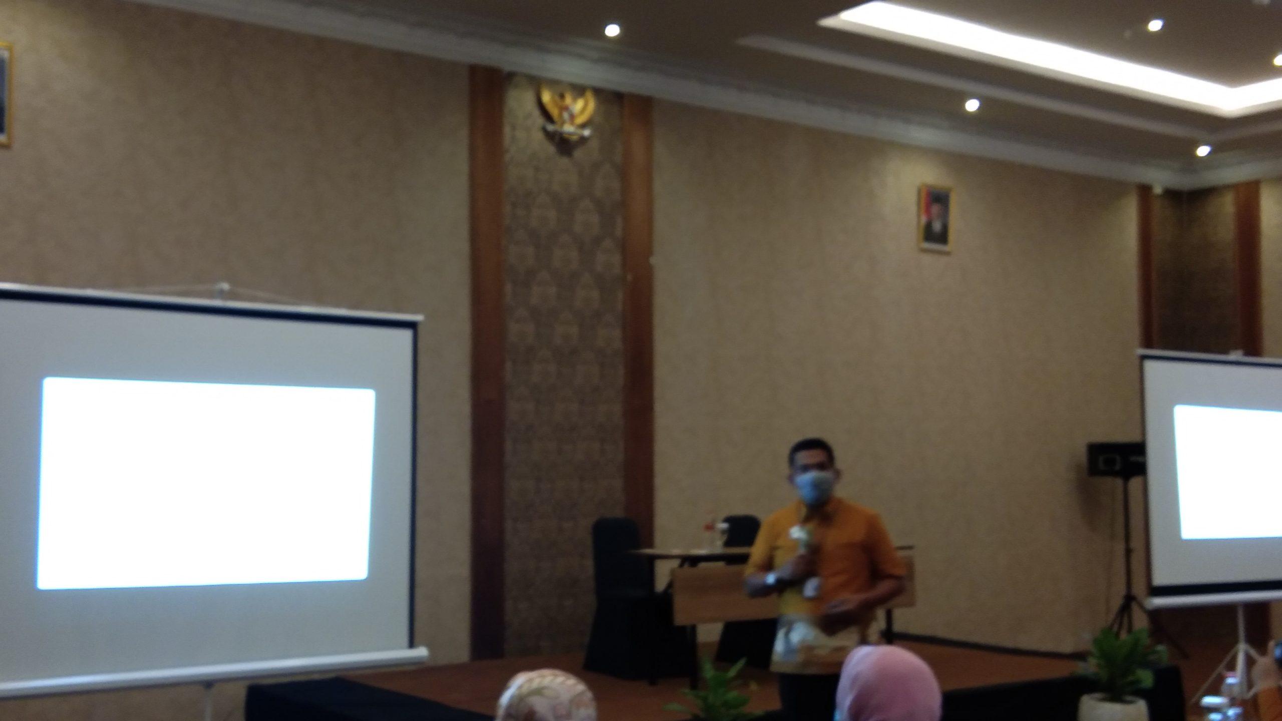 Foto : Kepala Cabang BPJS Mojokerto, Ivandri