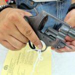 Polda Jatim Juga Tangkap Warga Trowulan Pemasok Senpi Rakitan ke Bandar Sabu