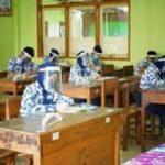 Dispendik Kabupaten Mojokerto Anggaran 4,9 M Untuk Pengadaan Seragam Batik Sekolah