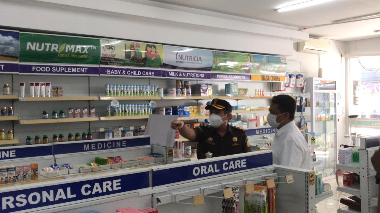 Kejari, apotek, Kabupaten Mojokerto, Obat menipis