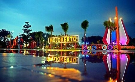 lokasi COD terbaik, Mojokerto, Alun-alun Mojokerto