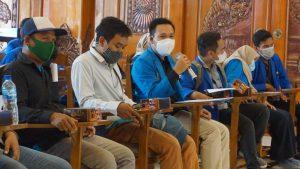 PMII Minta Walikota dan Bupati Mojokerto Agar Pemadaman Lampu PJU Dimulai Sejak Pukul 20.00 WIB