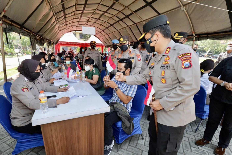 Kapolda Jawa Timur, Kapolda Jatim