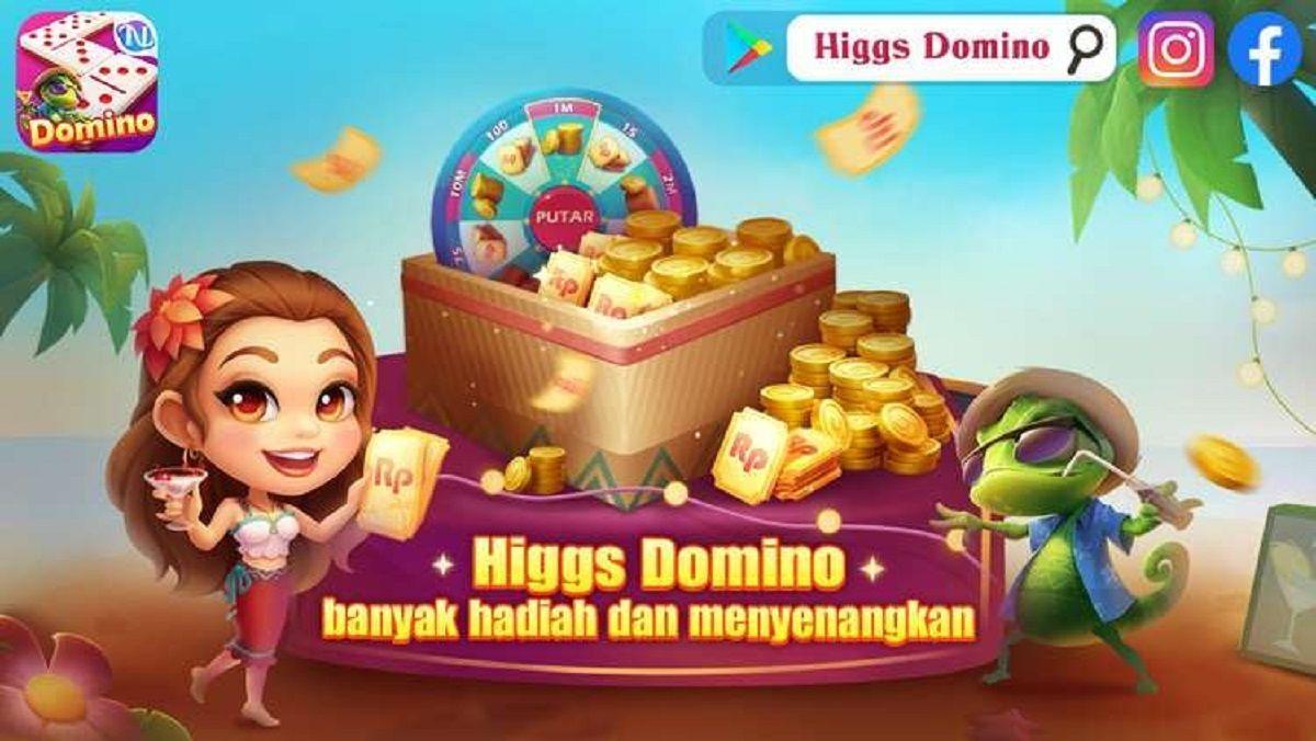 Update 4 Oktober 2021, Nih Tiga Kode Penukaran Higgs Domino, Dapat Chips Gratis