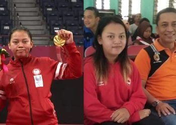 Khalimatus Sadiyah, atlet badminton mojokerto