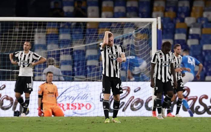 Napoli, Juventus, Serie A